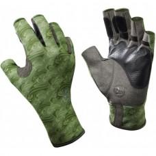 Рыболовные перчатки Buff Pro Series Angler - UPF 50+