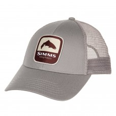 Бейсболка  Simms Trout Patch Trucker Hat