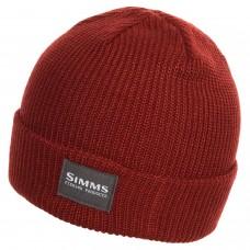 Теплая шапка Simms Basic Beanie