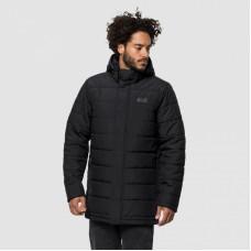 Теплая не продуваемая куртка Jack Wolfskin Svalbard Quilted Insulated Windproof Coat