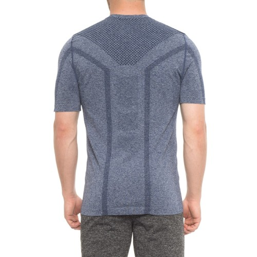 a9753463 Термофутболка Saucony Seamless Body-Mapped Heathered Shirt