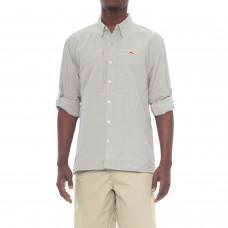 Рубашка с антимоскитной технологией Simms BugStopper Solid Shirt UPF 50+