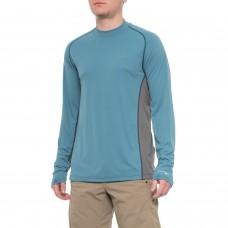 Термофутболка с длинным рукавом Simms Solarflex Crewneck Solid Shirt - UPF 50+