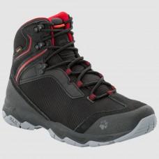 Непромокаемые мембранные ботинки Jack Wolfskin Rock Hunter Texapore Mid Waterproof Hiking Boot