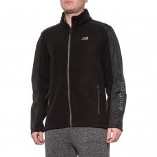 Флисовая кофта New Balance Sleeve Hit Polar Woven Jacket