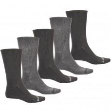 Влагоотводящие термоноски для теплой и жаркой погоды  Reebok Performance-Training Socks - 5-Pack